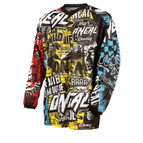 ELEMENT Youth Jersey WILD Multi S
